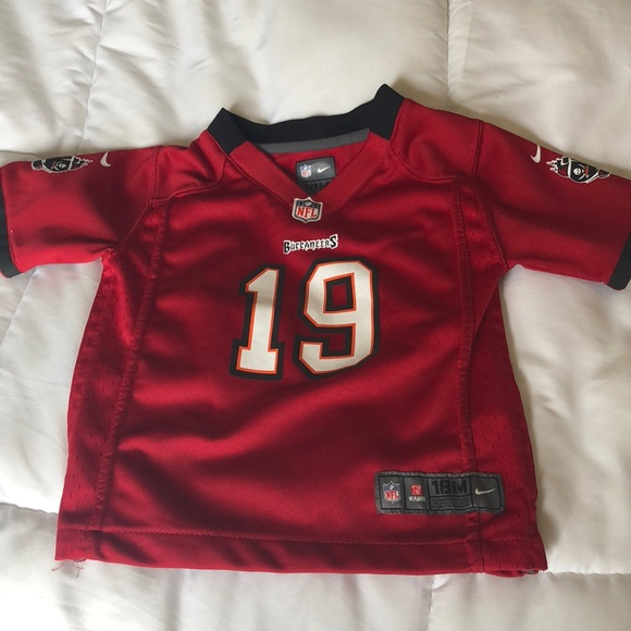 new arrival 76ff0 9e5a2 Infant Nike Buccaneers Jersey